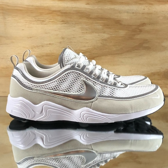 8f7bb6a2f5d546 Nike Shoes | Air Zoom Spiridon 16 White Bone Grey | Poshmark